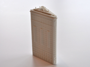 3d printing for architecture flatiron building nyc
