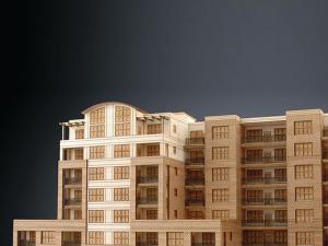 laser cut building facade