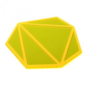 yellow fluorescent